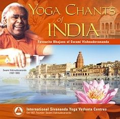 Yoga Chants of India CD
