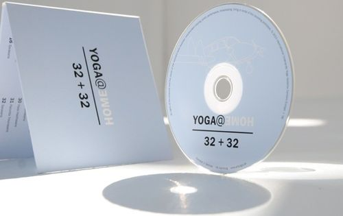 Yoga@Home 32 + 32 (mp3-Dateien) - Download